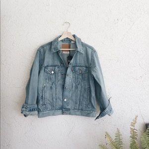 Levi's   Ex-boyfriend tucker light jean jacket